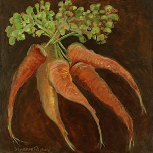Carrots by Suzanne Etienne