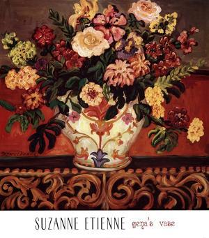 Gena's Vase by Suzanne Etienne