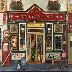 O'Connor's Pub by Suzanne Etienne