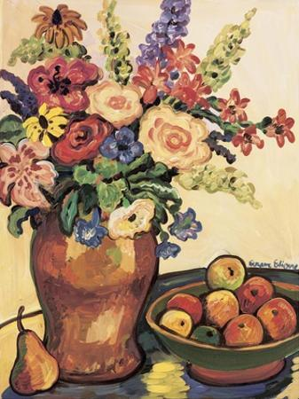 Provence Garden III by Suzanne Etienne