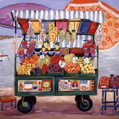 Seaside Market by Suzanne Etienne