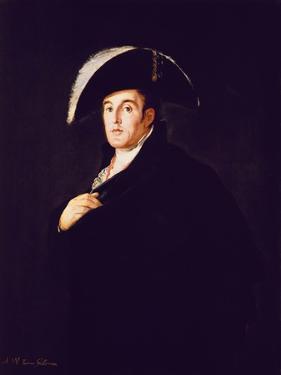 Arthur Wellesley, 1st Duke of Wellington, 1812 by Suzanne Valadon