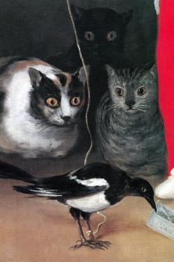 Bird Watching by Suzanne Valadon