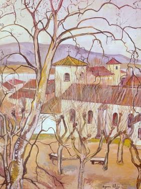 Paysage de Saint-Bernard by Suzanne Valadon