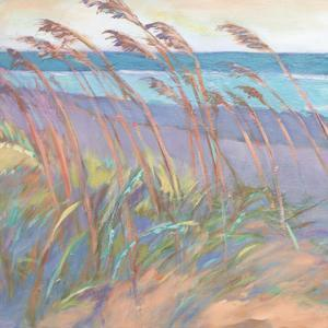 Dunes at Dusk I by Suzanne Wilkins