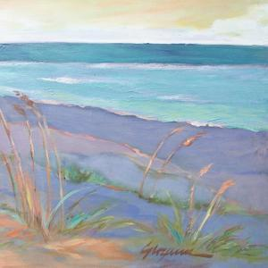 Dunes at Dusk II by Suzanne Wilkins
