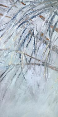 Grey Palms I by Suzanne Wilkins