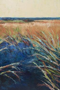 Pastel Wetlands II by Suzanne Wilkins