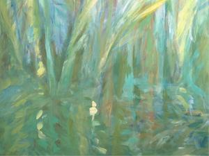 Trade Winds Diptych II by Suzanne Wilkins