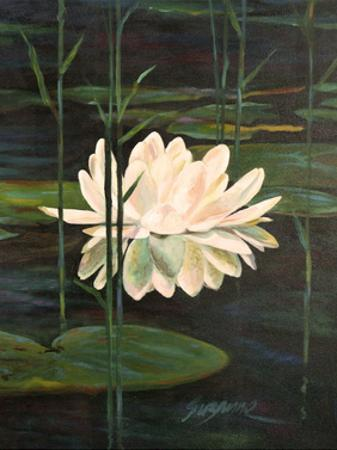 Tranquility II by Suzanne Wilkins