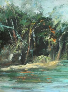 Waterway Jungle I by Suzanne Wilkins