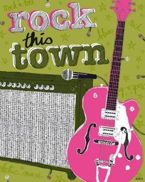 Rock in the Town by Suzie Q.