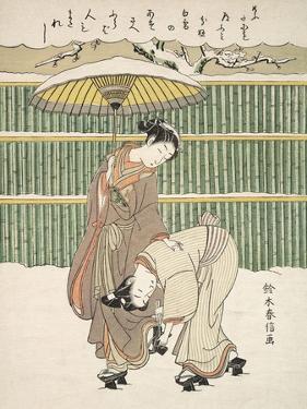 Untitled by Suzuki Harunobu