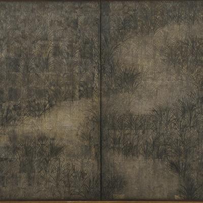 Autumn Grass, Edo Period