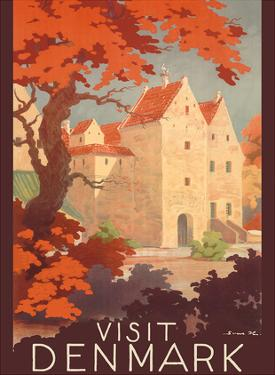 Visit Denmark - The Old Castle of Spottrup by Sven Henriksen