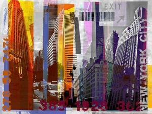 New York Sky Urban by Sven Pfrommer