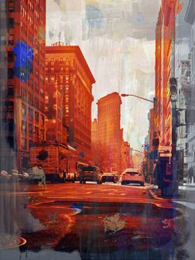 NY Downtown 14 by Sven Pfrommer