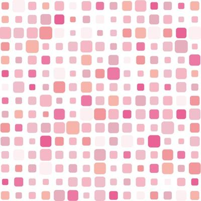 Pink Square Mosaic by SvetlanaR