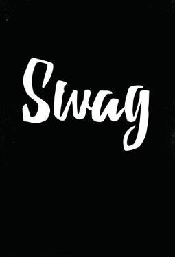 Swag Black Logo