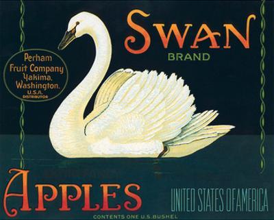 Swan Brand Apples