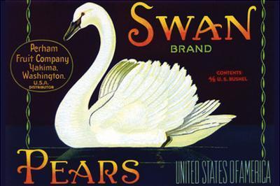 Swan Brand Pears