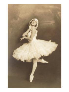Swan Lake Ballerina