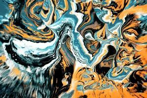Abstract Painting by Swedish Marble
