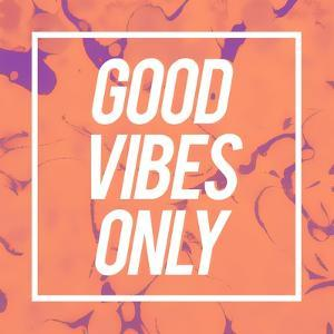 Good Vibes Only by Swedish Marble