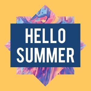 Hello Summer by Swedish Marble