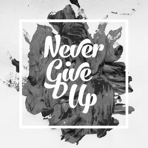 Never Give Up by Swedish Marble