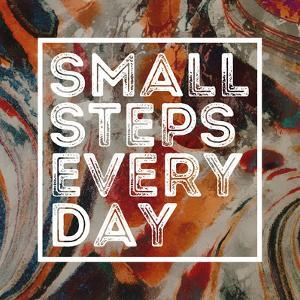 Small Steps Every Day by Swedish Marble