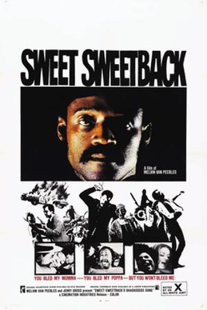 Sweet Sweetback's Baadasssss Song, Melvin Van Peebles, 1971
