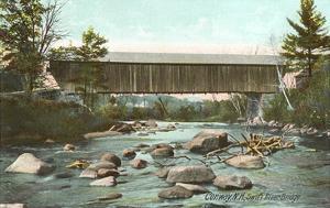 Swift River Bridge, Conway, New Hampshire