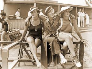 Swimming Champions Cornelia Gillison