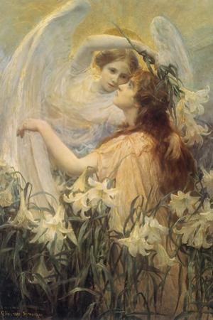 Swinstead, Two Angels