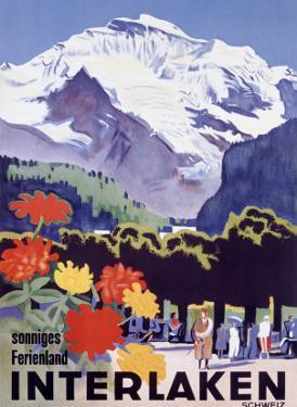 Swiss Alps, Interlaken