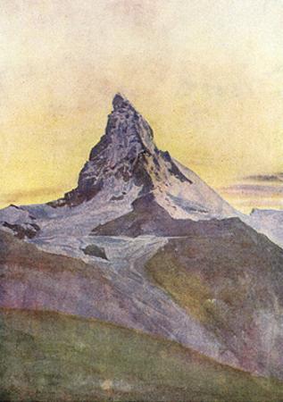 Swiss Alps, Matterhorn