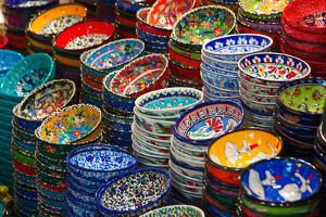 Classical Turkish Ceramics On The Market by swisshippo