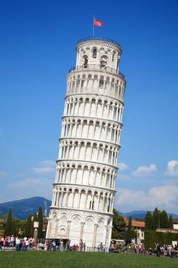 Leaning Tower of Pisa, Italy by swisshippo
