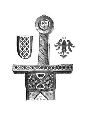 Sword of Charlemagne, C8th Century