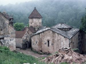 Hagartsin Monastery, Armenia, Central Asia by Sybil Sassoon