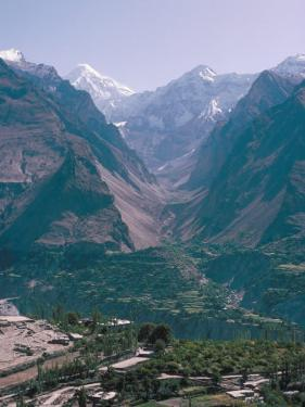 Hunza Valley, Karakorums, Pakistan by Sybil Sassoon