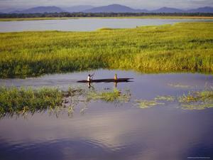 Sepik River, Papua New Guinea by Sybil Sassoon
