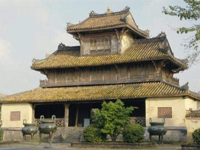 The Citadel, Hue, Vietnam, Indochina, Southeast Asia, Asia
