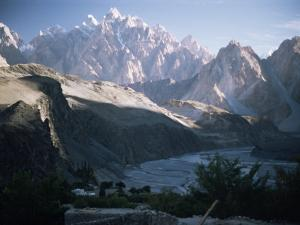 The Hunza Valley, Pakistan by Sybil Sassoon