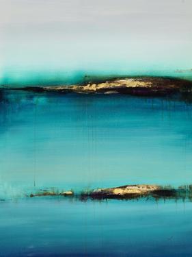 Aqua Isles I by Sydney Edmunds