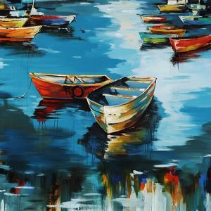At My Dock by Sydney Edmunds