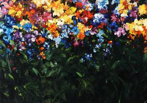Floral Fields by Sydney Edmunds