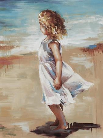 Girl at the Beach II