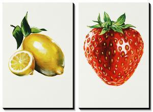 Lemon Strawberry by Sydney Edmunds